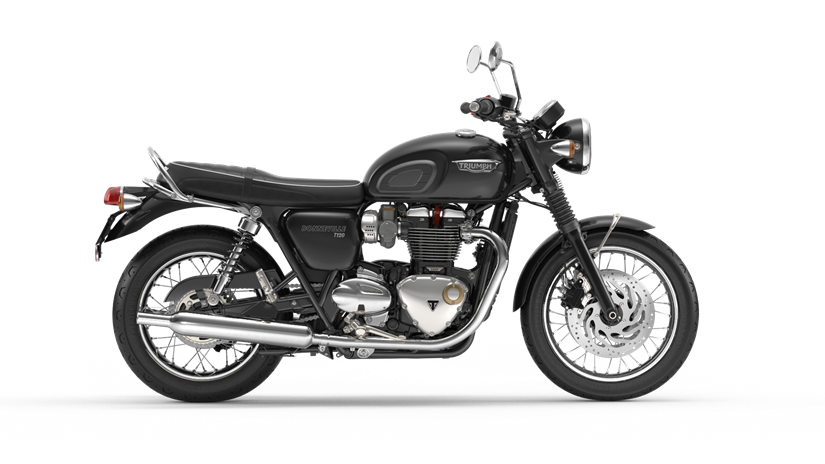 2018 Triumph Bonneville T120 in Katy, Texas