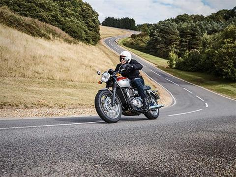 2018 Triumph Bonneville T120 in Mahwah, New Jersey - Photo 5