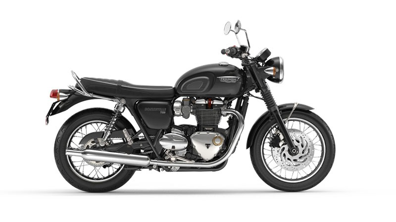 2018 Triumph Bonneville T120 in Dubuque, Iowa