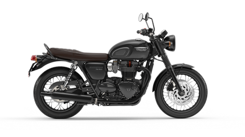 2018 Triumph Bonneville T120 Black in Shelby Township, Michigan