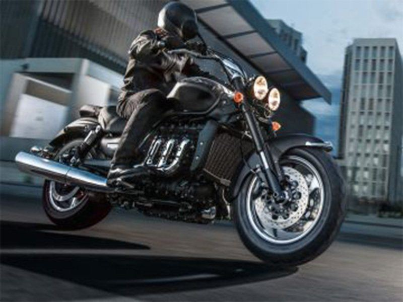 2018 Triumph Rocket III Roadster ABS in Kingsport, Tennessee
