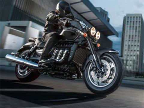 2018 Triumph Rocket III Roadster ABS in Iowa City, Iowa - Photo 3