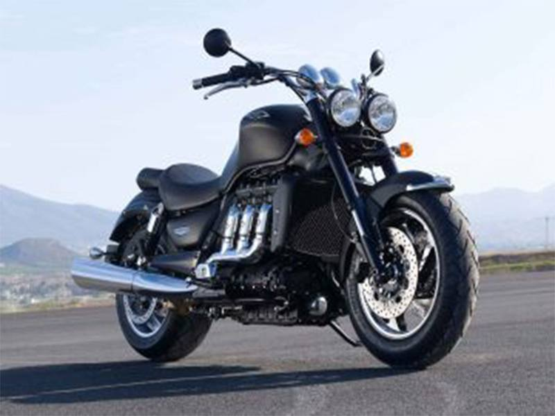 2018 Triumph Rocket III Roadster ABS in Iowa City, Iowa - Photo 4