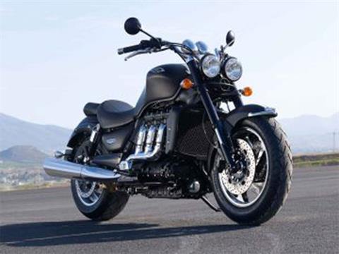 2018 Triumph Rocket III Roadster ABS in Shelby Township, Michigan