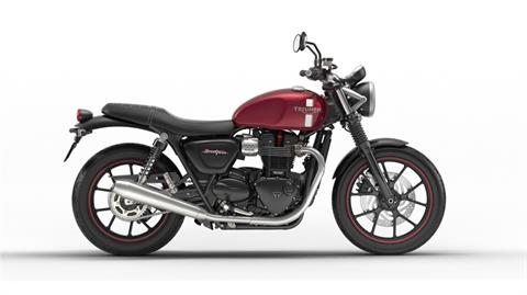 2018 Triumph Street Twin in Greenville, South Carolina