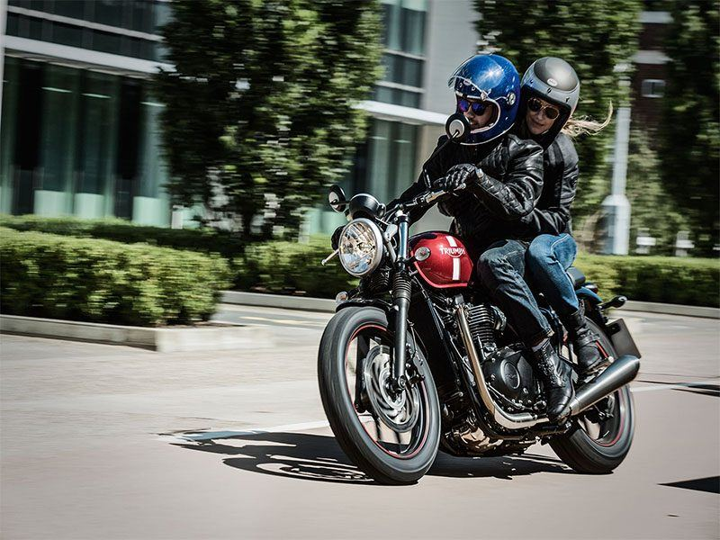 2018 Triumph Street Twin in San Bernardino, California