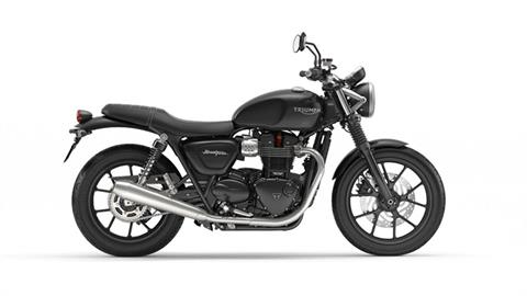 2018 Triumph Street Twin in Greensboro, North Carolina