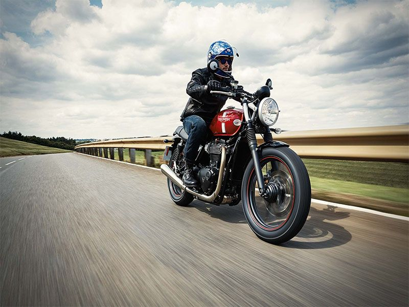 2018 Triumph Street Twin in Port Clinton, Pennsylvania