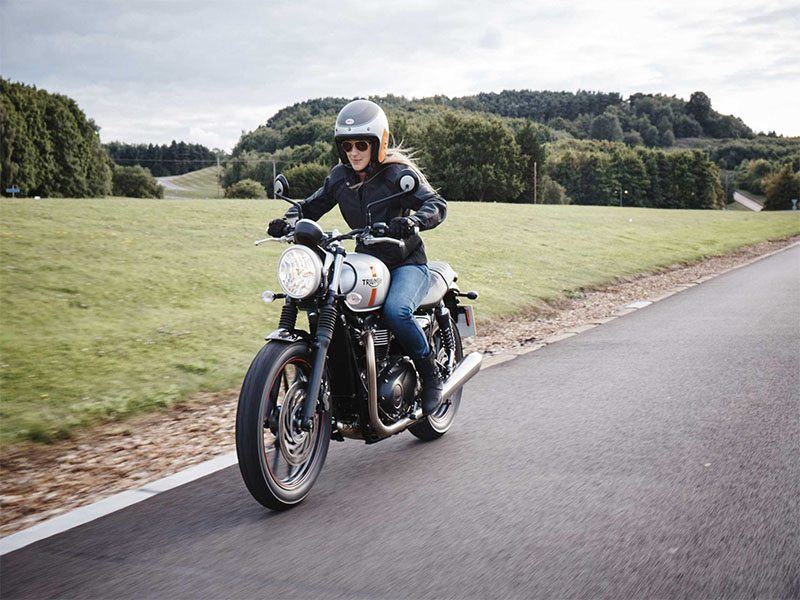 2018 Triumph Street Twin in Goshen, New York