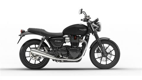 2018 Triumph Street Twin in Mahwah, New Jersey