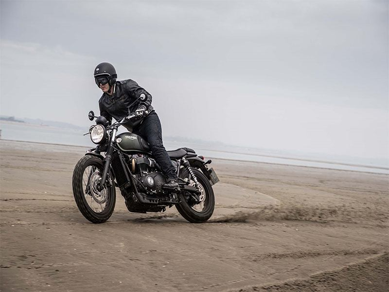 2018 Triumph Street Scrambler in Simi Valley, California