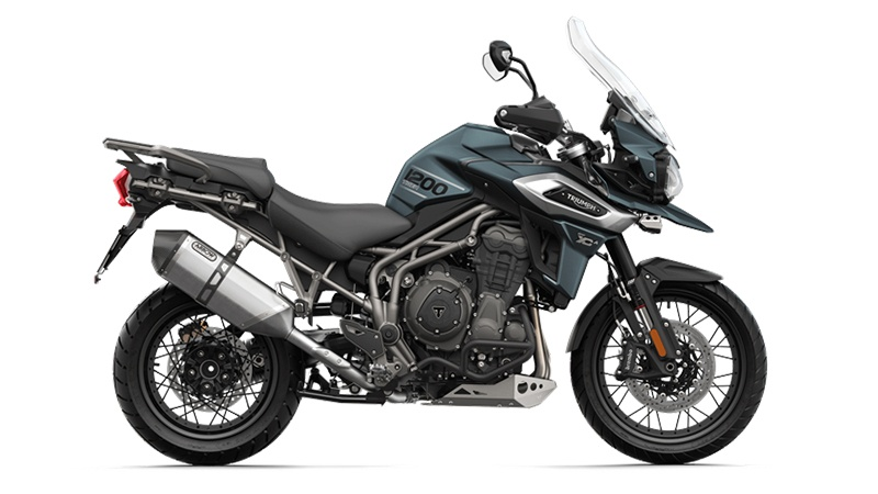2018 Triumph Tiger 1200 XCa in Greenville, South Carolina
