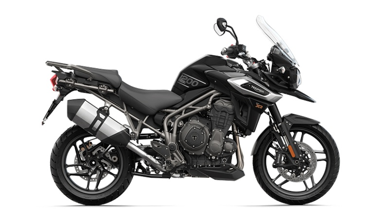2018 Triumph Tiger 1200 XR in Kingsport, Tennessee