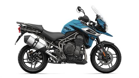 2018 Triumph Tiger 1200 XRx in Greenville, South Carolina
