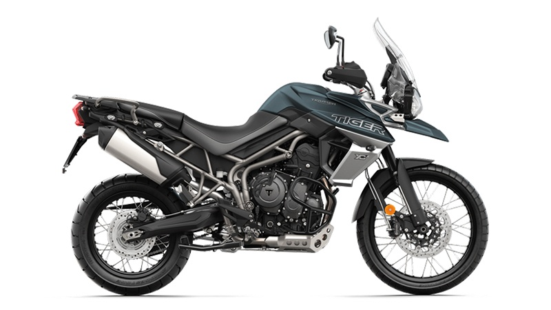 2018 Triumph Tiger 800 XCa in Frederick, Maryland