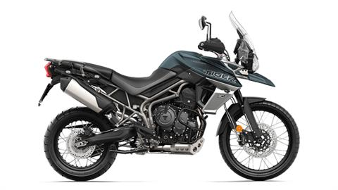 2018 Triumph Tiger 800 XCa in San Jose, California