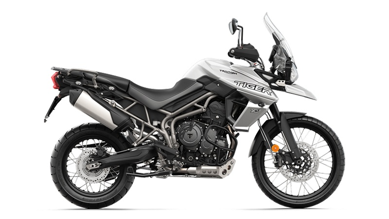 2018 Triumph Tiger 800 XCa in Mahwah, New Jersey