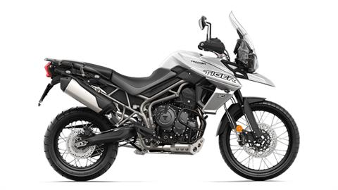 2018 Triumph Tiger 800 XCx in Kingsport, Tennessee