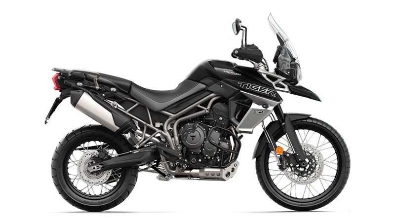2018 Triumph Tiger 800 XCx in Katy, Texas