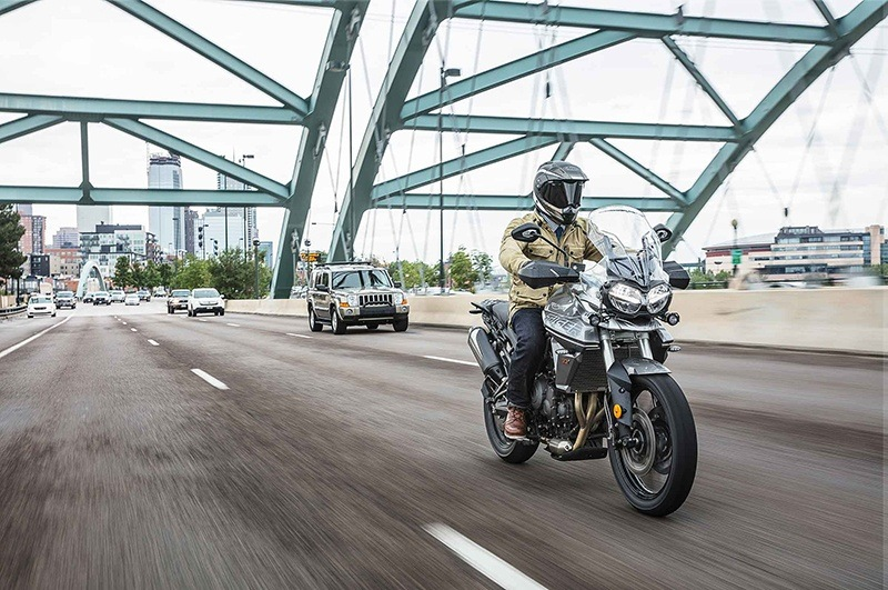 2018 Triumph Tiger 800 XRt in Kingsport, Tennessee