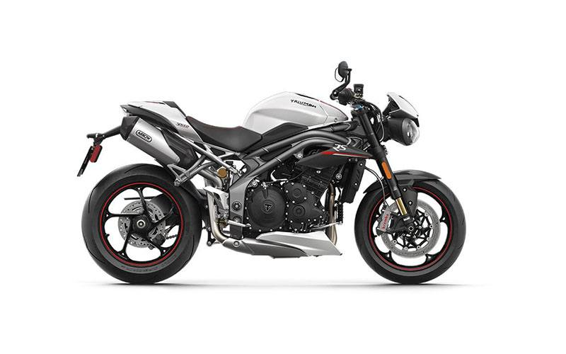 2018 Triumph Speed Triple RS in Enfield, Connecticut
