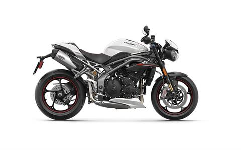 2018 Triumph Speed Triple RS in San Jose, California