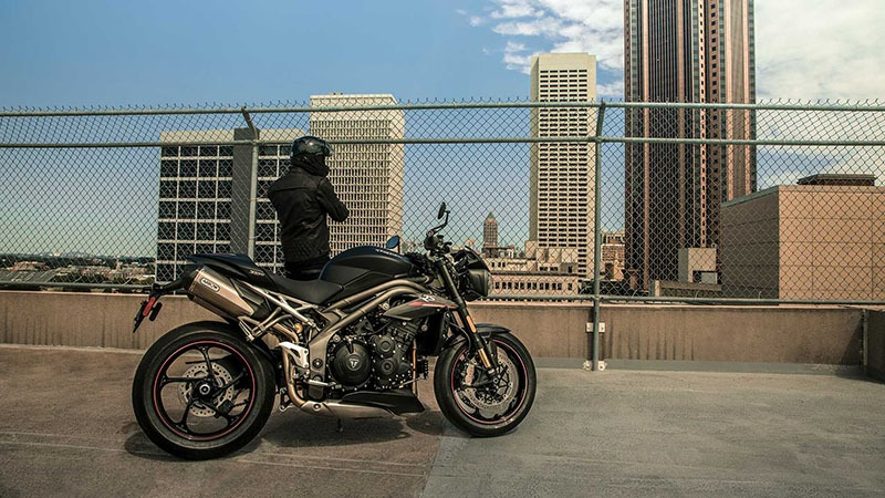 2018 Triumph Speed Triple RS in Port Clinton, Pennsylvania