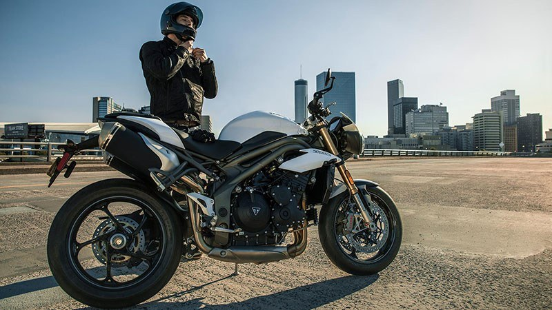 2018 Triumph Speed Triple S in Saint Charles, Illinois