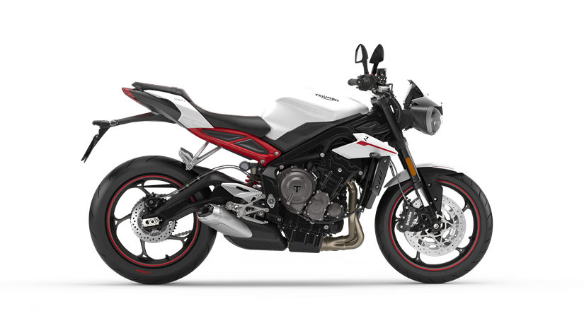 2018 Triumph Street Triple R in Belle Plaine, Minnesota