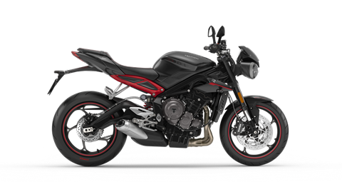 2018 Triumph Street Triple R in Greenville, South Carolina