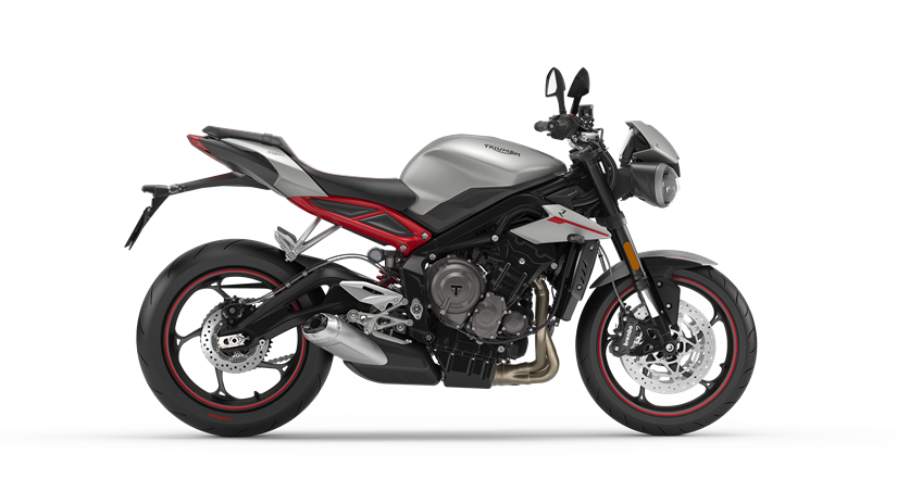 2018 Triumph Street Triple R Low in Tulsa, Oklahoma