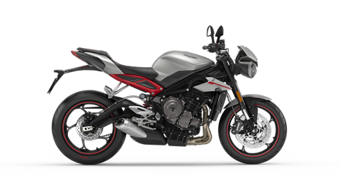 2018 Triumph Street Triple R in Port Clinton, Pennsylvania