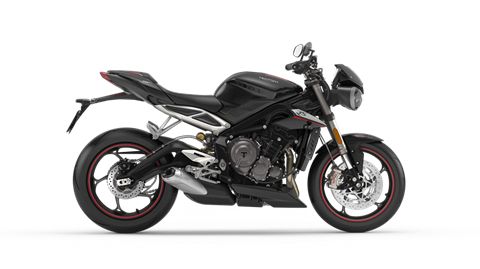 2018 Triumph Street Triple RS in Dubuque, Iowa