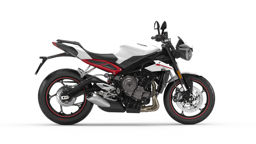 2018 Triumph Street Triple R Low in San Bernardino, California