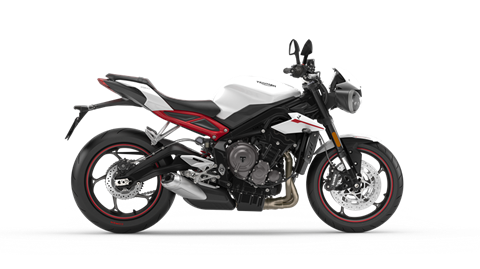 2018 Triumph Street Triple R Low in Port Clinton, Pennsylvania