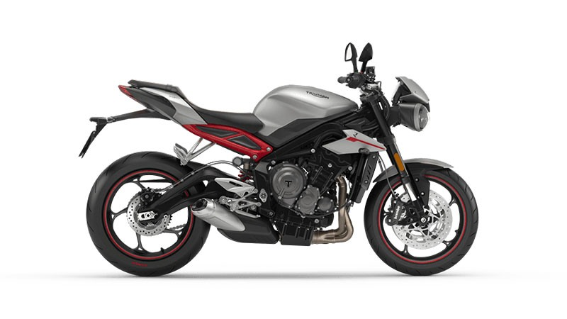 2018 Triumph Street Triple R Low in Greenville, South Carolina