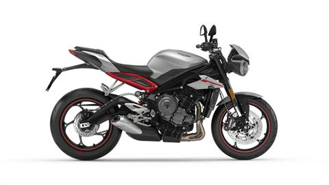 2018 Triumph Street Triple R Low in Springfield, Missouri