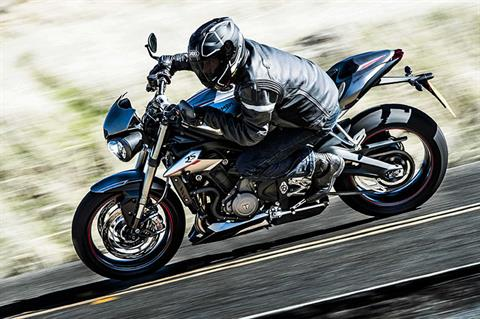 2018 Triumph Street Triple R Low in Dubuque, Iowa