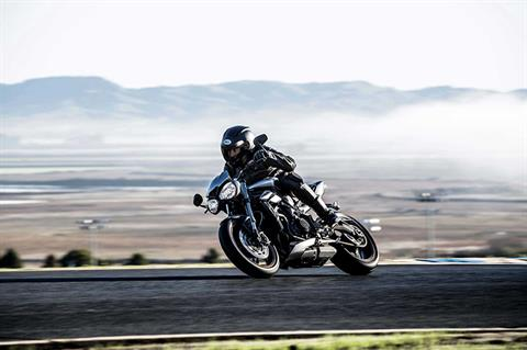 2018 Triumph Street Triple R Low in Simi Valley, California