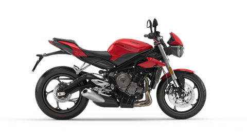 2018 Triumph Street Triple S in Dubuque, Iowa