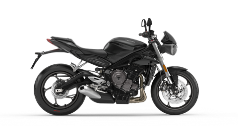 2018 Triumph Street Triple S in Greenville, South Carolina