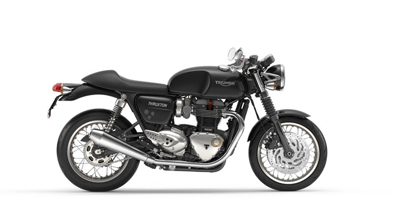 2018 Triumph Thruxton 1200 in Greensboro, North Carolina