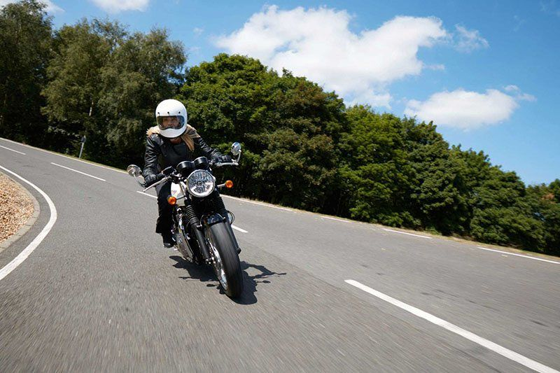 2018 Triumph Thruxton 1200 in Goshen, New York