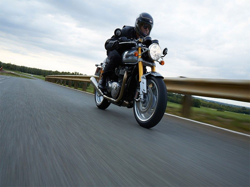 2018 Triumph Thruxton 1200 R in Depew, New York