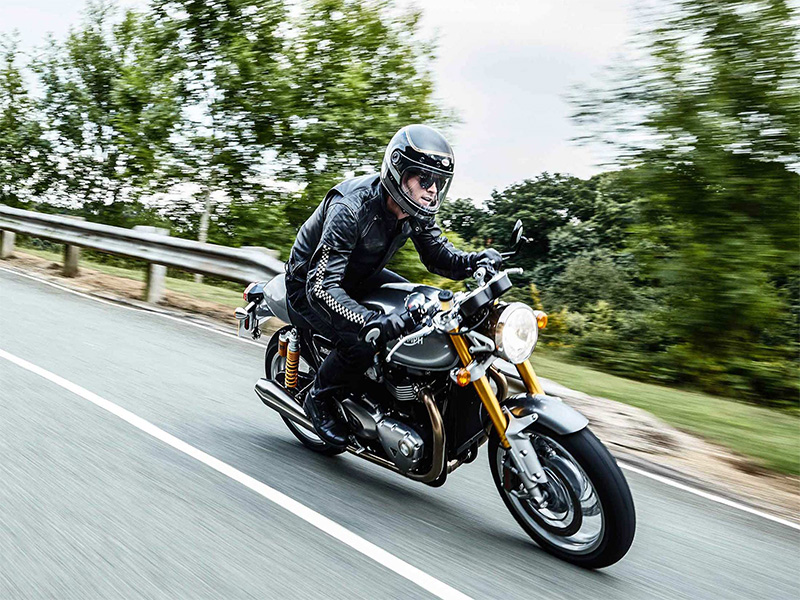 2018 Triumph Thruxton 1200 R in Mahwah, New Jersey