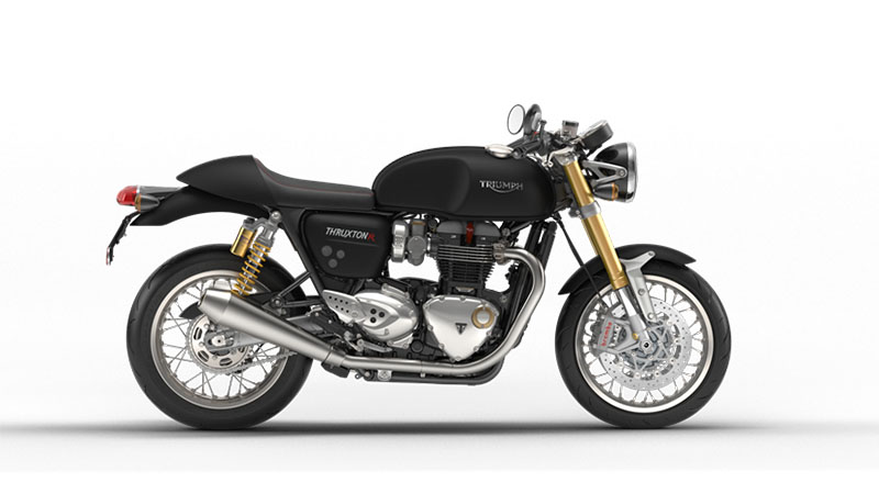 2018 Triumph Thruxton 1200 R in Greenville, South Carolina