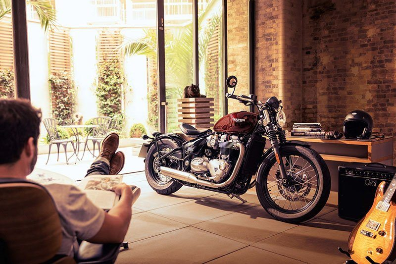 2019 Triumph Bonneville Bobber in Greenville, South Carolina
