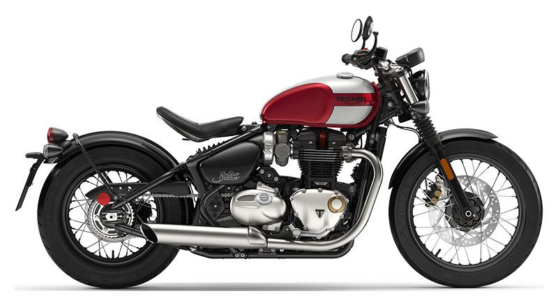 2019 Triumph Bonneville Bobber in Dubuque, Iowa - Photo 1