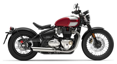 2019 Triumph Bonneville Bobber in Greenville, South Carolina - Photo 1