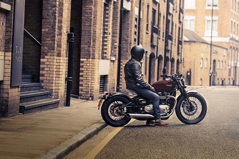 2019 Triumph Bonneville Bobber in Cleveland, Ohio - Photo 2
